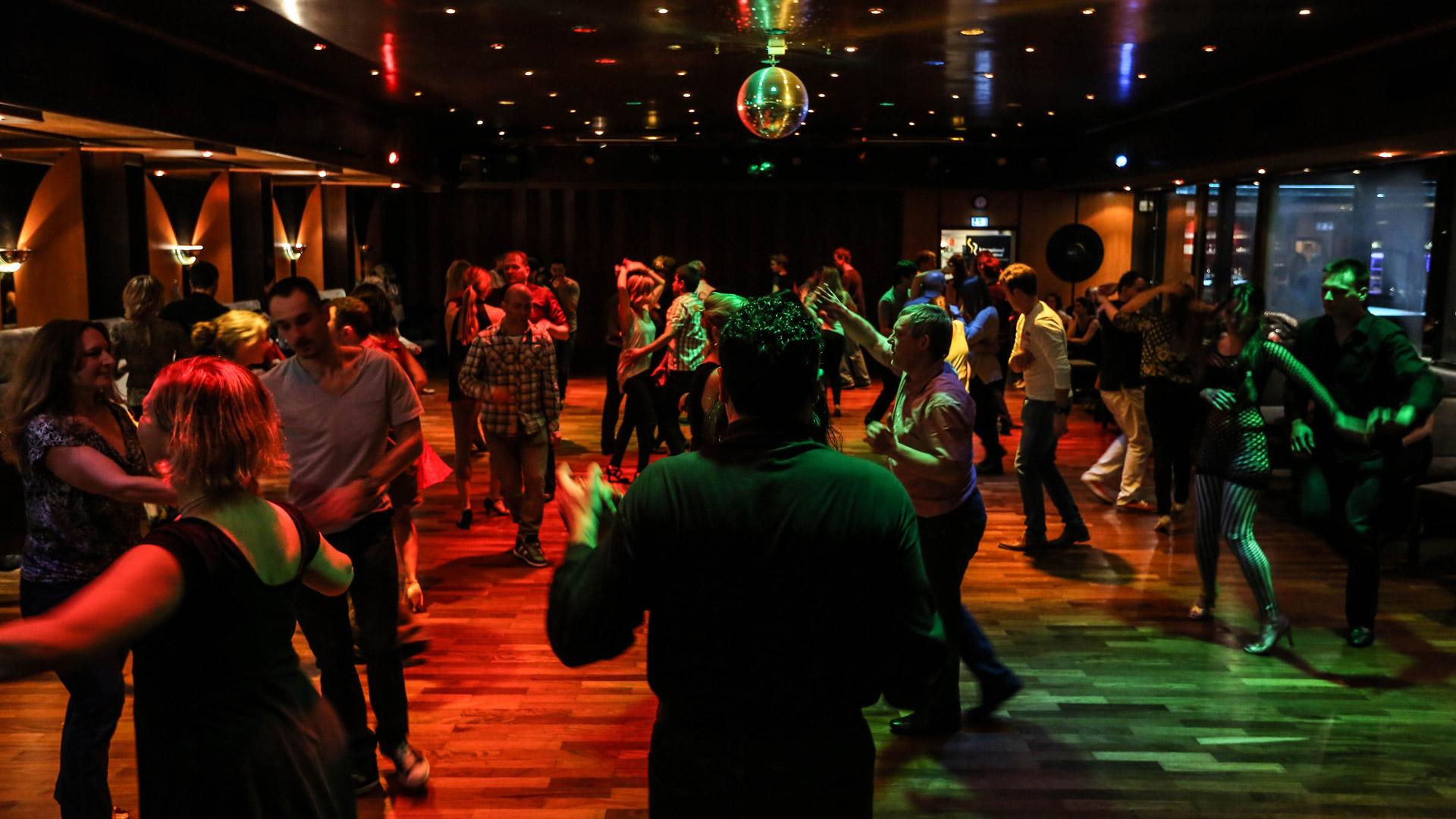 Salsa Tanzen Bochum Party